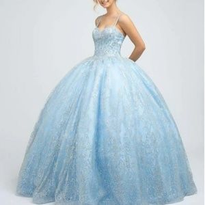 New formal pageant prom quinceanera gown